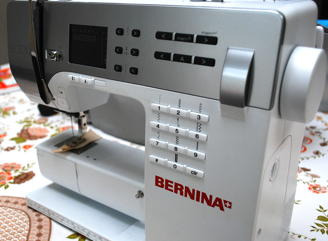 Me and my Bernina 2