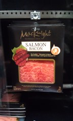 Salmon BACON -- You read correctly!
