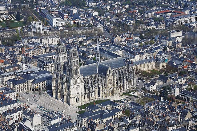 Cath drale d 39 orl ans loiret france flickr photo sharing for Orleans loiret