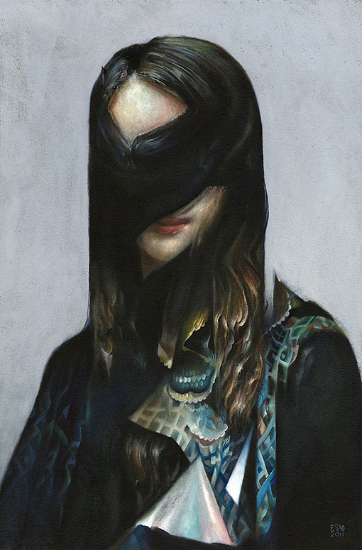Untitled (with Veil) Esao Andrews