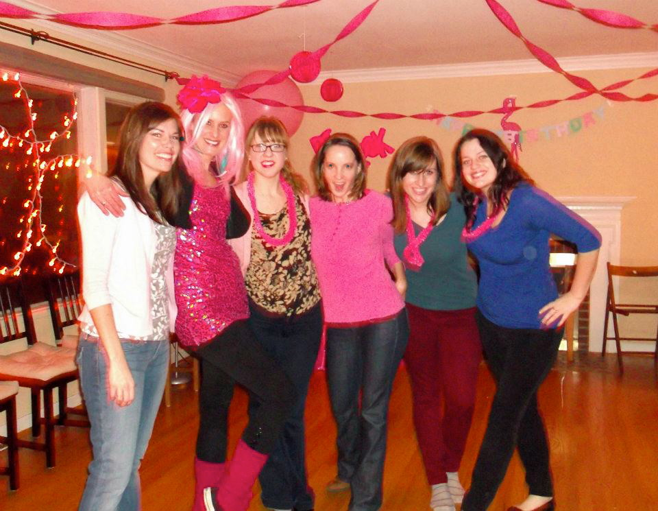 pink party 2