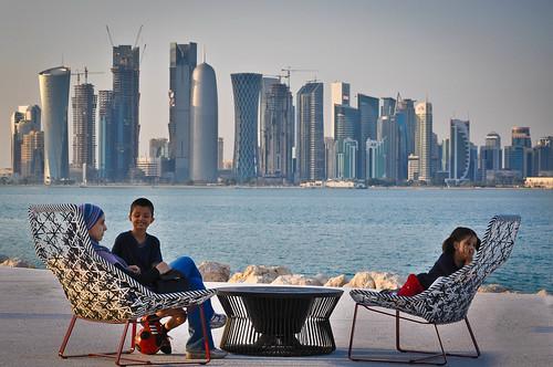 Museum of Islamic Art Park, Doha