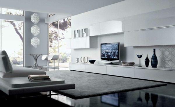 Centro de entretenimiento   mueble de tv para la sala de estar ...