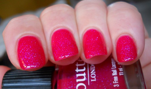 Butter London Disco Biscuit