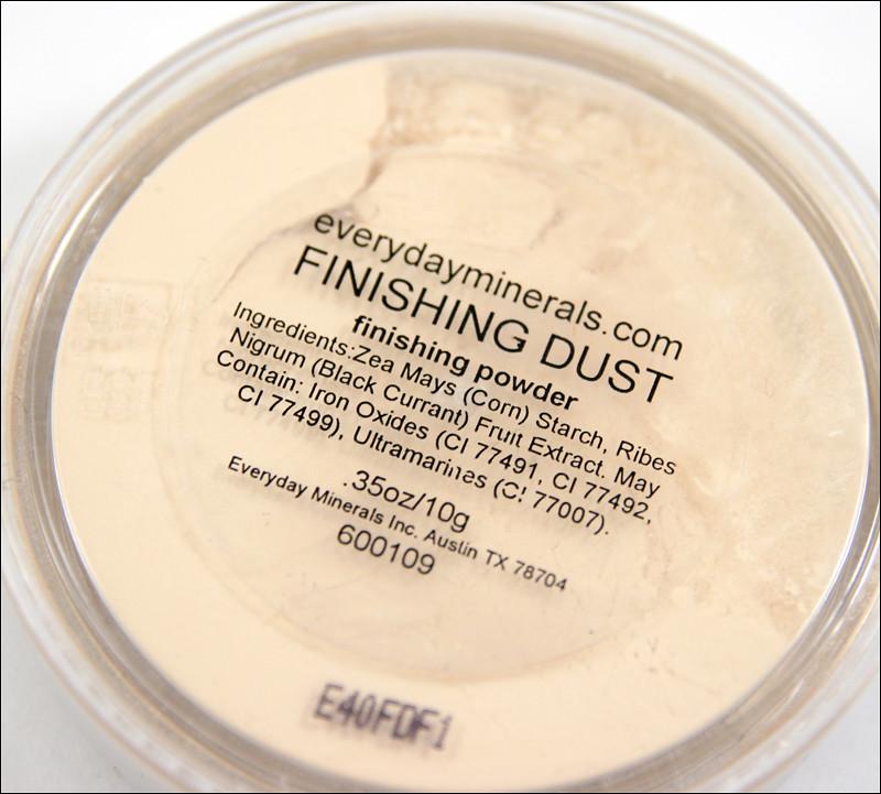em finishing dust3
