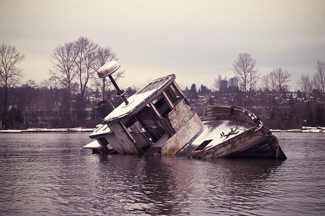 Sunken and Forgotten
