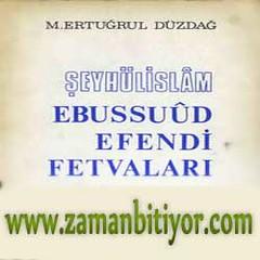 Ebu Suud Fetvaları Kitabı İndir