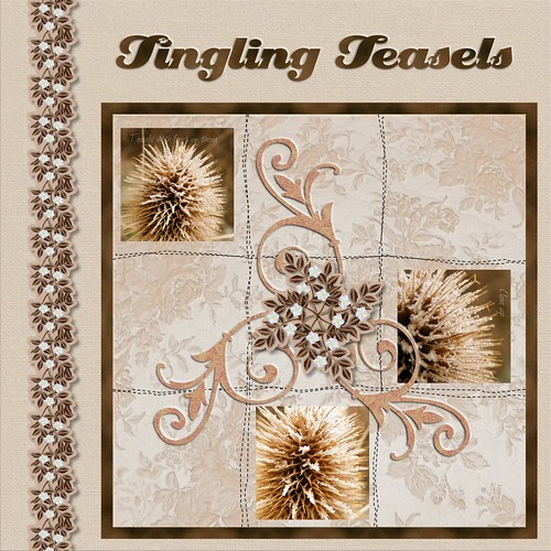 Tingling Teasels