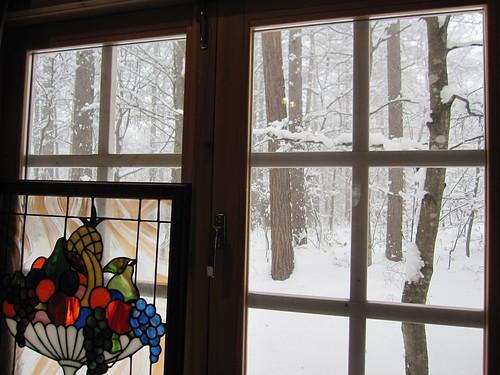 今日も雪・・・ by Poran111