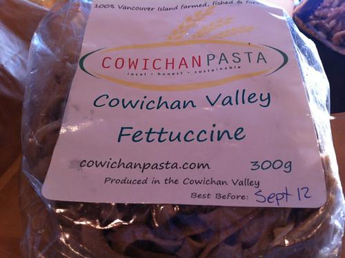 Cowichan Valley Fettuccine