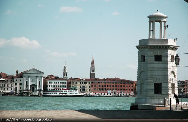 San Giorgio Maggiore - View