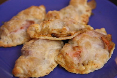 Creamy Chicken Hand Pies