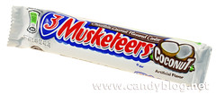 3 Musketeers Coconut