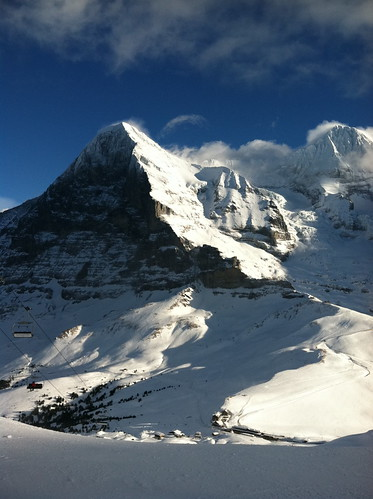 Louisa and Eiger