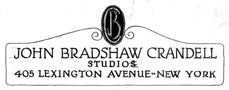 1 crandell JBC logo design
