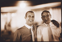 Happy guys - Edward Olive - non-generic wedding photos for non-generic wedding couples