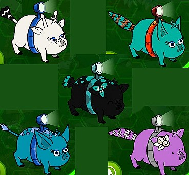 Genki's Fauna 6751848909_ece56abe6e