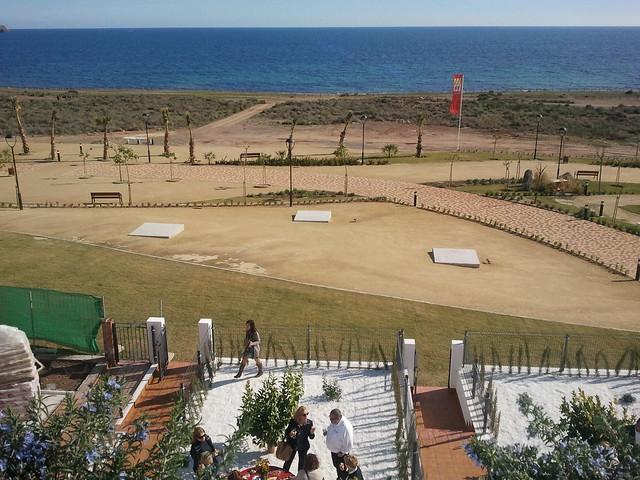 Casas en almer a inauguraci n mar de pulp costa de alme for Inmobiliarias de almeria