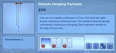 Delicate Dangling Participle