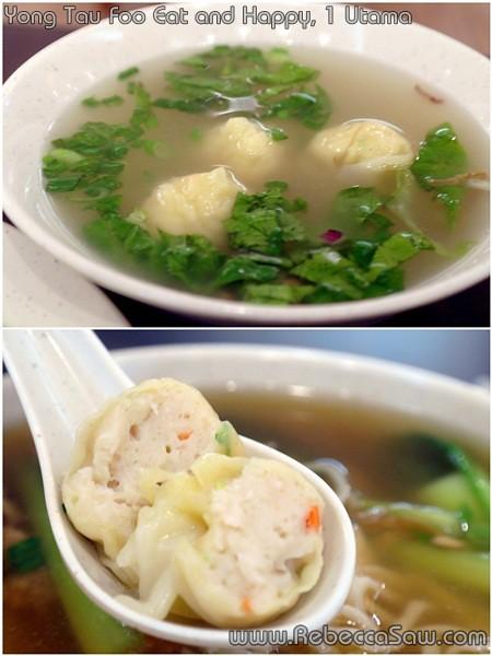 yong tau foo eat and happy, 1 Utama