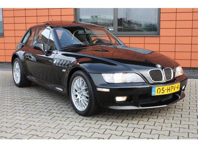 2002 Z3 Coupe | Jet Black | Black