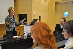 Kajsa Bernhardsson berättar hur hon använder OneNote med yngre elever