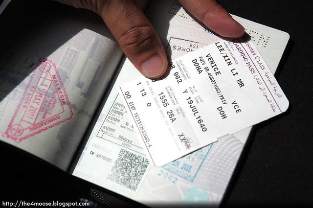 QR 962 - Boarding Pass