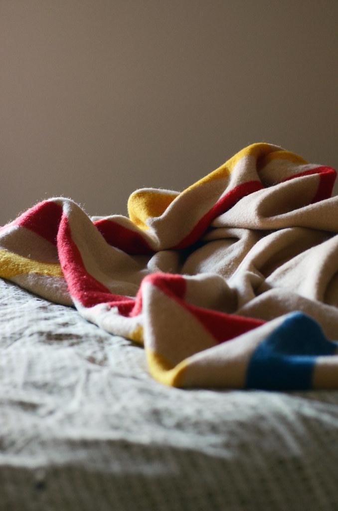 Rumpled Blanket