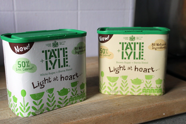 Light at Heart, Stevia based sugar