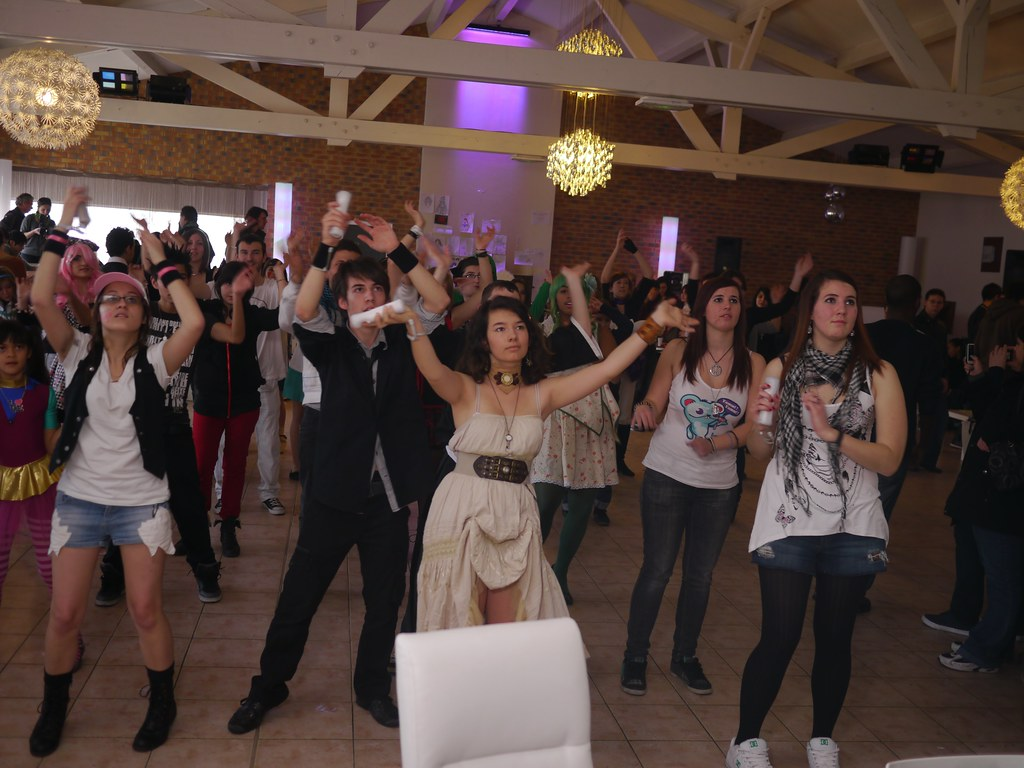 related image - Aoi Sora Party - Ambiance - 2012-01-29- P1320976