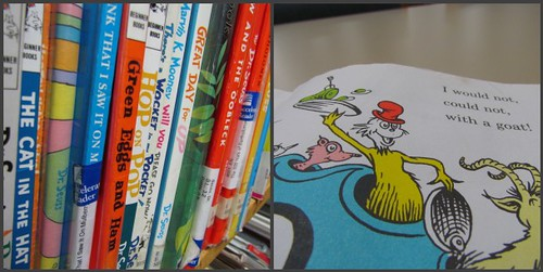 Dr. Seuss Theme Designs And Quotes For Elementary School Yearbook