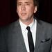 Nicolas Cage unveils his wax figure at Musee Grevin in Paris