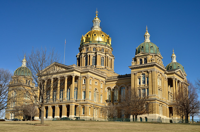 Iowa State Capitol  Flickr  Photo Sharing