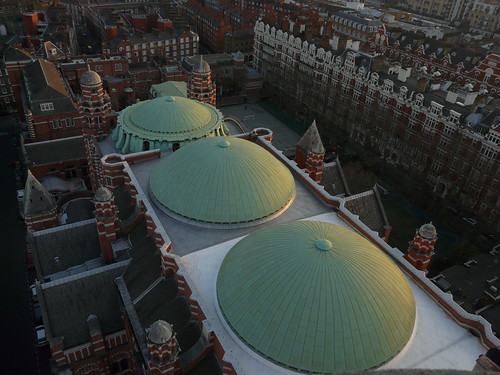 Westminster Cathedral, The Cathedral Roof