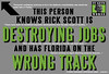 Rick Scott Is On The Wrong Track