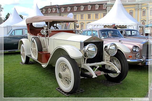 1920 rolls royce silver ghost london edinburgh style 01. Black Bedroom Furniture Sets. Home Design Ideas