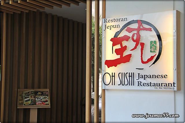 Oh Sushi Japanese Restaurant @ Straits Quay