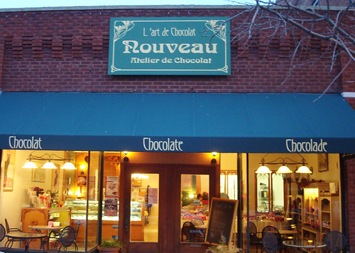 Nouveau Chocolatier in Broken Arrow, Oklahoma