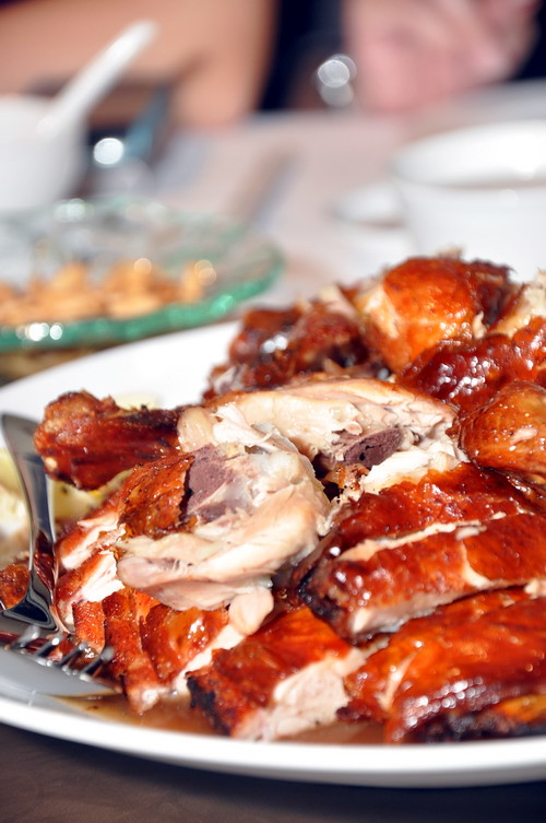 roasted chicken Tong Kwai