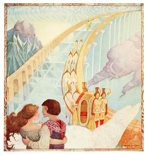 005-El camino a casa-Polish fairy tales 1920-Cecile Walton