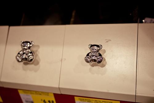 Teddy knobs
