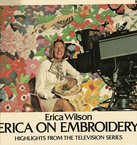 erica wilson book