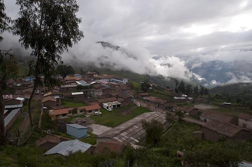 perù provincia ayacucho città ocros