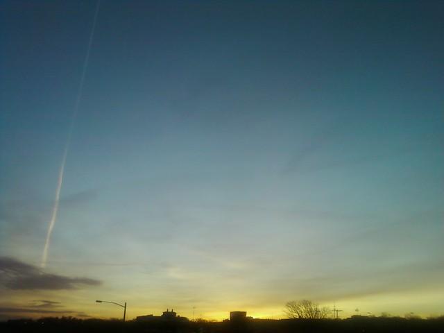 Mon 30 Jan 2012 Sunrise