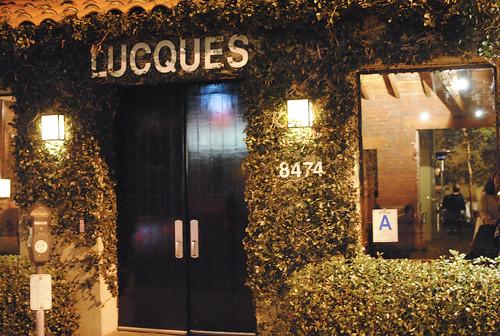 Good First Date Restaurants Los Angeles