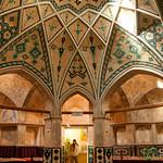 Inside Khan-e Borujerdi - Kahsan, Iran
