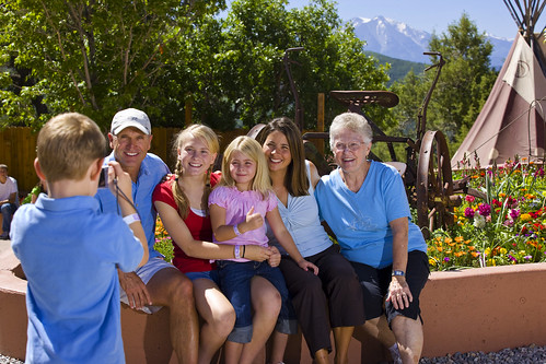 Family Reunions at Glenwood Caverns
