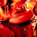 Lion Dance Drummers by truejux