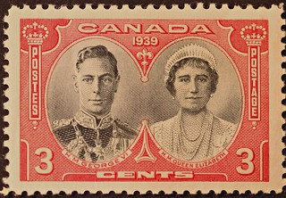 H. M. King George VI and H. M. Queen Elizabeth