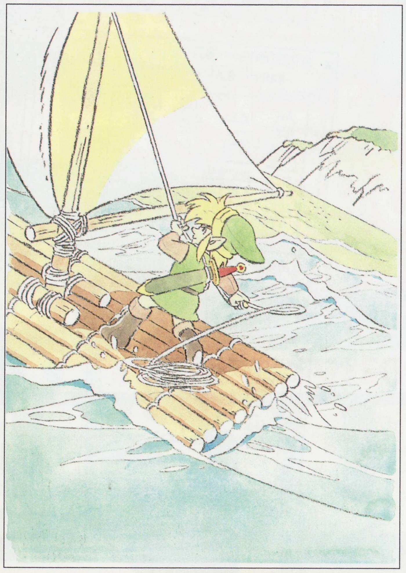 LoZ Raft